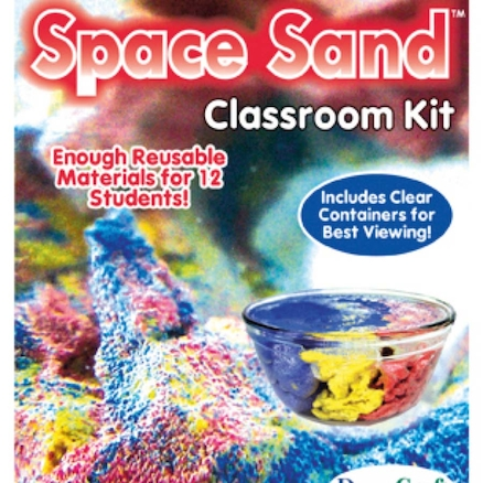 Water Repellent Space Sand Experiment Class Kit  large