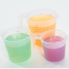 Plastic Measuring Jugs 3pcs  small