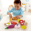Role Play Chefs Choice Wooden Food  small