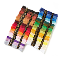 Stranded Embroidery Cotton Assorted 144pk  medium