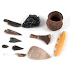 Stone Age Archaeology Artefacts Collection  small