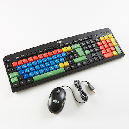 TTS Keyboard \x26 Mice pk  large