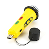 Easi Speak\u00ae Microphone MP3 Recorder Yellow 256MB  small