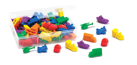 Transport Counters 72pcs  large