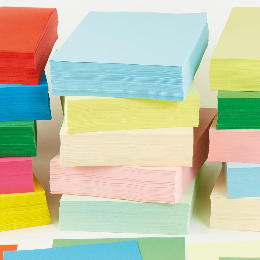 Buy Assorted A4 Coloured Copier Paper 80gsm 5pk Tts