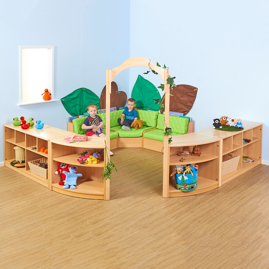 Buy Room Scene Reading Corner Scene Tts