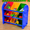 Plastic Tilted Tray Storage Organisers  small