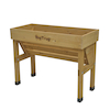 Wallhugger Planter Natural Wood  small