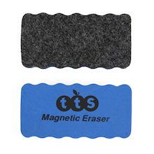 TTS Magnetic Whiteboard Erasers  medium