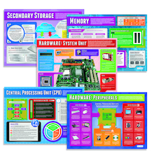 Computer Systems Poster Pack  medium