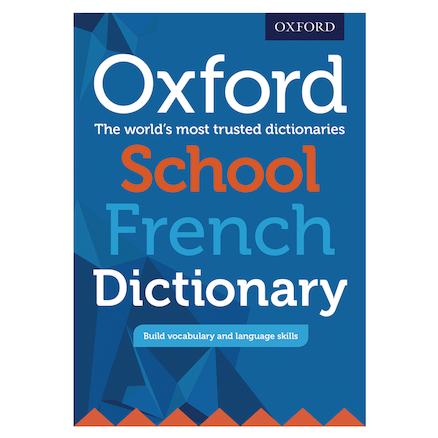Oxford School French Dictionary 6pk  large