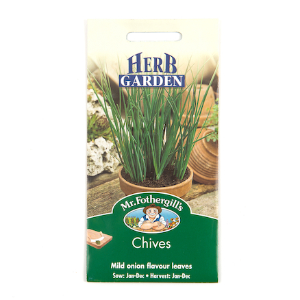 Assorted Herb Seeds  large