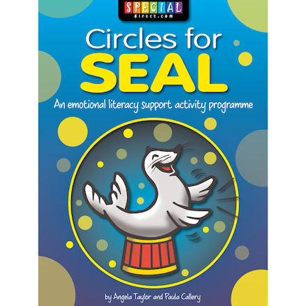 Circles For Seal Circle Time Sessions Book  large
