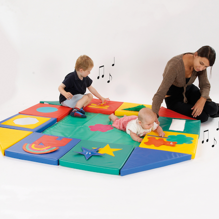 Soft Play Sensory Mat  large
