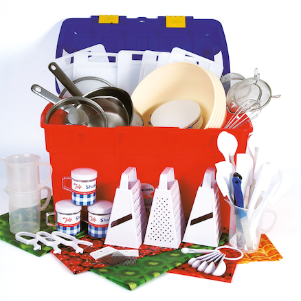 Giant Cooking Kit  large