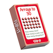Flip-It Arrays to 30  medium