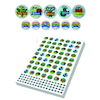 Assorted Bug and Minibeast Stickers 3930pk  small