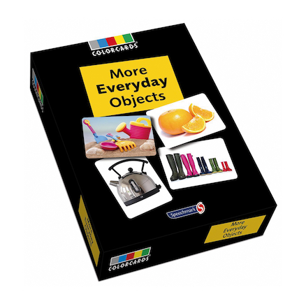 More Everyday Objects Discussion Cards   large
