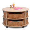 PlayScapes Circular Storage Units  small