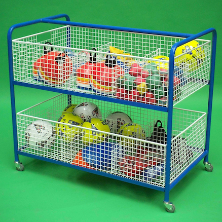 Multi Purpose Equipment Trolley  large