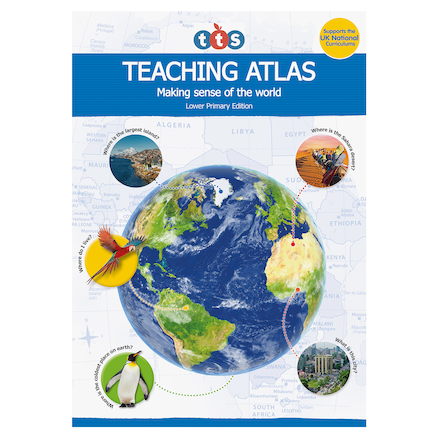 Teaching Atlas Lower Primary 1pk  large