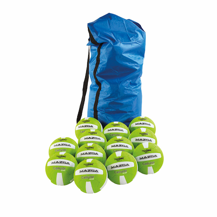 Netball Bag of Balls Size 4 12pk  large