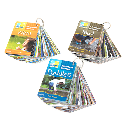 Outdoor Learning Cards Set 1  large