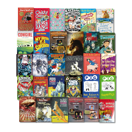 Accelerated Reader Fiction Books 30pk  large