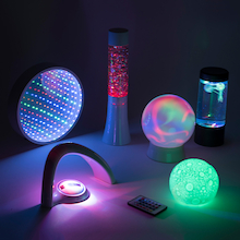 Dark Den Light up Accessories  medium