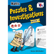 Maths Puzzles and Investigations Books  medium