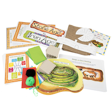 Stone to Iron Age Activity and Display Pack  medium
