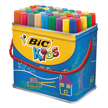 BIC Kids Visa XL Felt Pens  medium