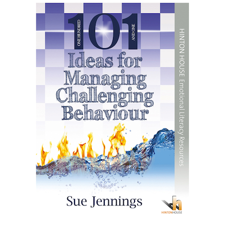 101 Ideas for Managing Challenging Behaviour Book  large