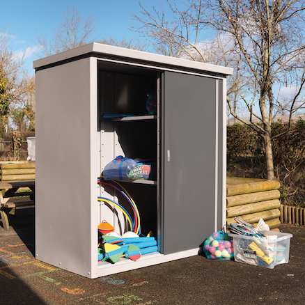 Outdoor Metal Storage Shed  large