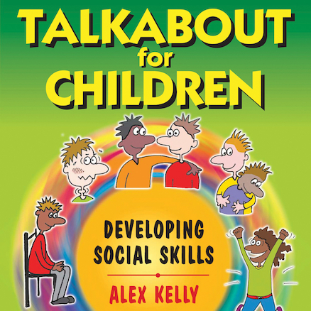 Talkabout for Children Develop Social Skills Book  large