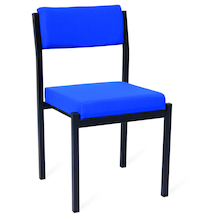 Visitors Area Stackable Chairs  medium