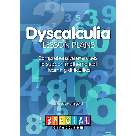 Dyscalculia Lesson Plans Books  large