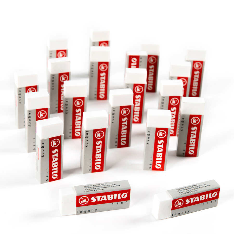 buy stabilo white erasers 20pk tts