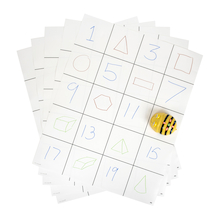 Bee-Bot® Blank Grid Mats  medium