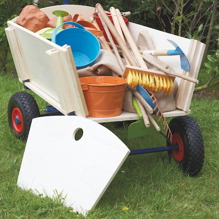 Forest Schools Caddy Truck  large