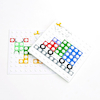 Numicon Picture Baseboard Overlays  small