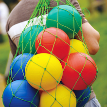 Assorted Playground Balls 12pk  medium