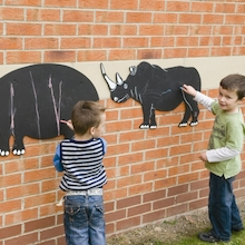 Animal Chalkboards  medium