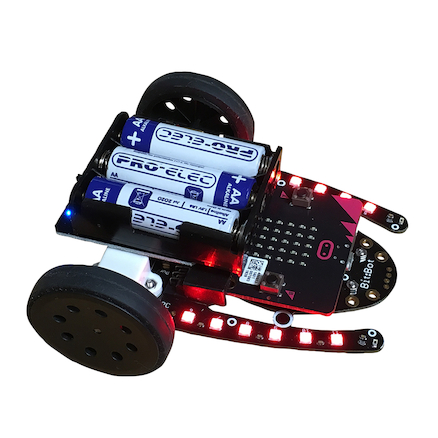 Bit:Bot Robot for BBC Micro:Bit  large
