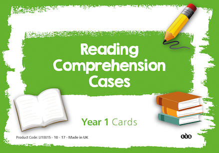 Reading Comprehension Cards Year 1  large