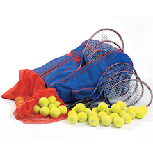 Bumper Tennis Kit with Bag  medium