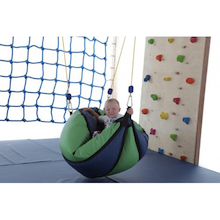 Sensory Therapy Beanbag Swing  medium