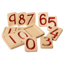 Number Trays 0 - 20  medium