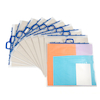 Polyfile Transparent Portfolio A2 10pk  small