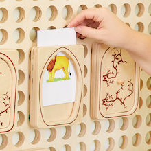 Muro by TTS Fairy Doors  medium